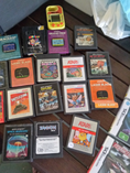 Assorted retro games stuff