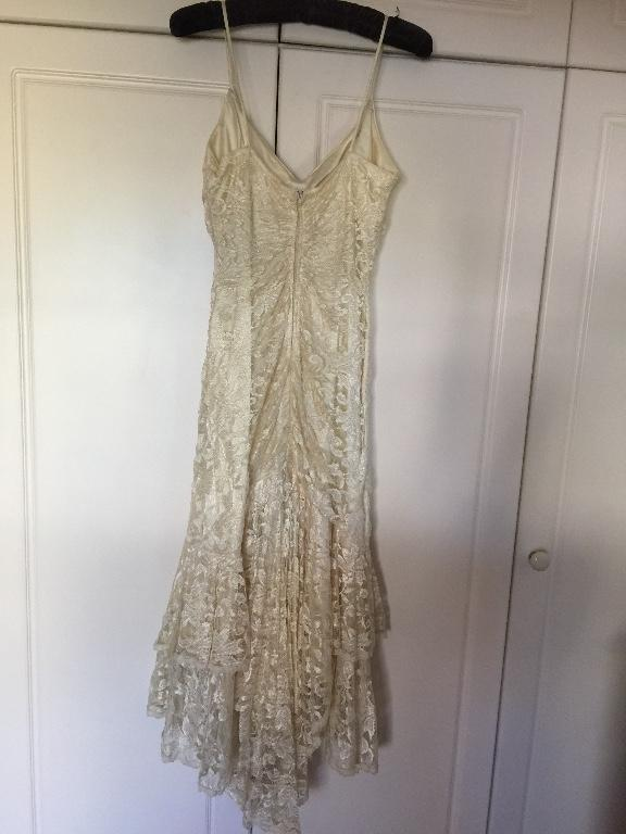 Vintage Lace Cocktail/Bridesmaid dress