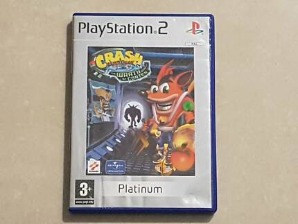 Crash Bandicoot: The Wrath Of Cortex PS2 Game