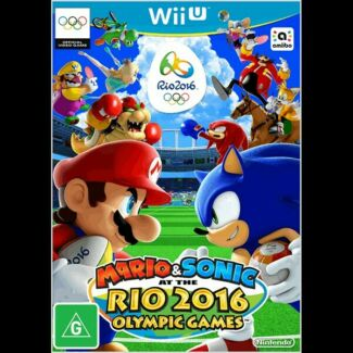 Wanted: WTB mario &amp sonic at the Rio Olympics Wii u Nintendo